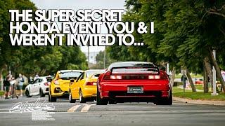 Honda Homecoming 2021, Tнe Secret Event We Weren't Invited To...