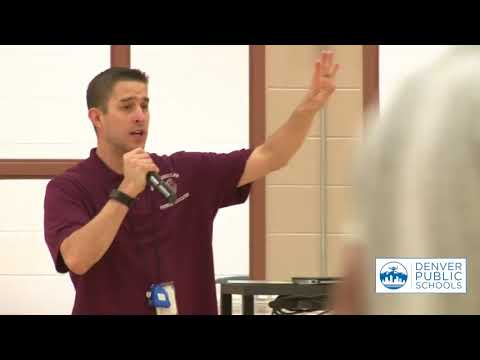 SHAPE Colorado Strong Bruce Randolph School