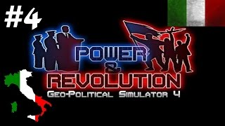 Geopolitical Simulator 4 P&R Italia: #4
