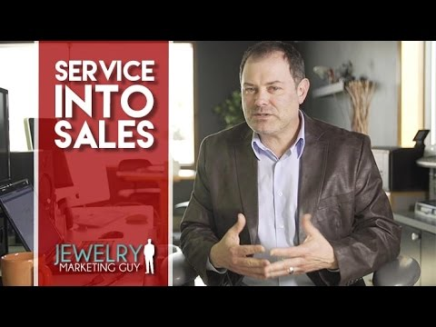 Training #146 Turning Jewelry Service into Jewelry Sales