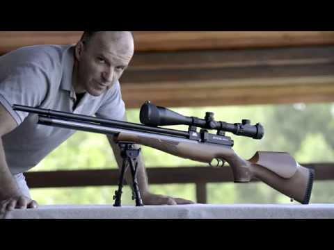 Russian Airgun TV. Тест пневматической винтовки Air Arms S510 Sl XTRA FAC 177 Part 1