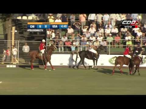 X World Polo Championship - Final - Chile vs USA