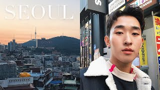 KOREA VLOG: Myeongdong & Vintage Shopping in Seoul 🇰🇷