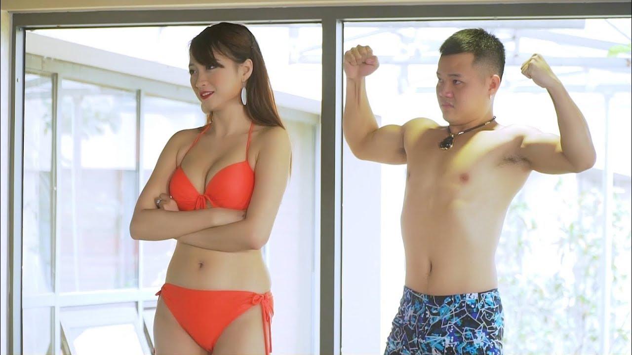 Chuyện Mô-Bi-Khôn| SEASON 2| Tập 15: Đại chiến Hot girl ! | Phim Hài Sitcom 2019