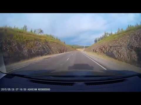 Вдвоем по России на авто: Хабаровск-Москва.