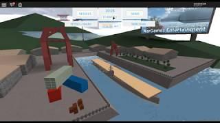 Wie man Carrier Class - Warships, Roblox verwendet