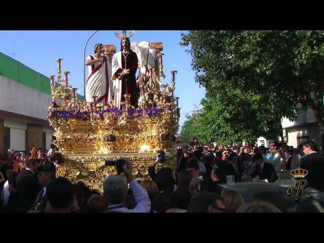 Jesus Cautivo ante Pilato 2011- Gustad y ved y Musicos de dios