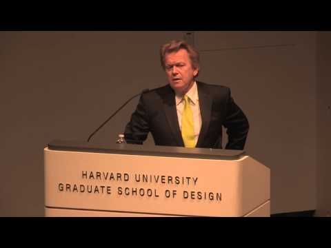 Harvard Gradute School of Design 2014 Class Day Lecture