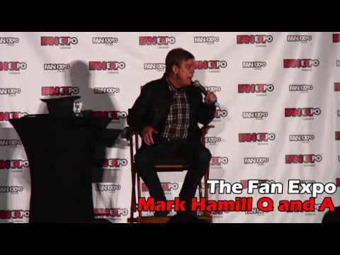 Mark Hamill  - Live Q and A -  Toronto FanExpo 2016