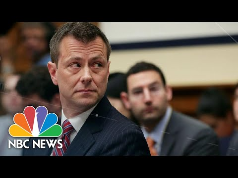 Full Peter Strzok: 'I Believe ... Donald Trump Is Compromised By The Russians' | Meet The Press