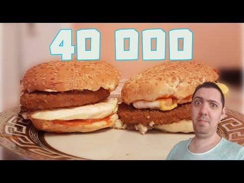 40,000 Subs Special - Как да си направим Бомбастични бургери