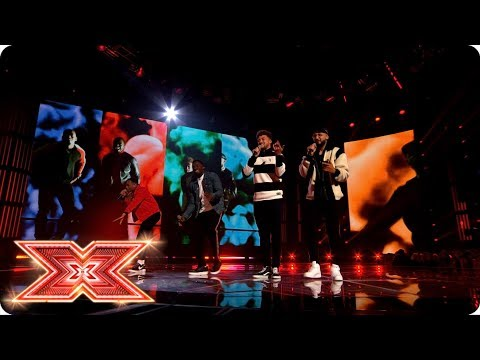 Will you put your Faith in Rak-Su? | Live Shows | The X Factor 2017