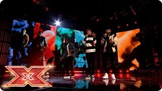 will you put your faith in rak su   live shows   the x factor 2017