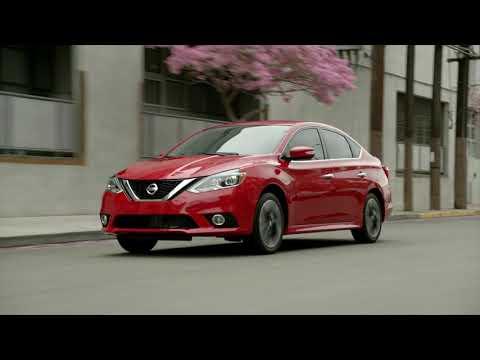 New 2019 Nissan Sentra SR FWD 4D Sedan