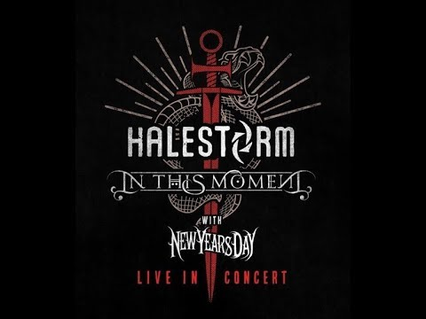 Halestorm announce summer tour with In This Moment and support New Years Day.