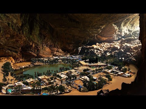 The Most HIDDEN Underground Cities