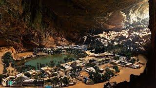 The Most HIDDEN Underground Cities