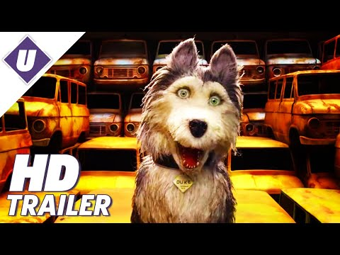 Isle Of Dogs - Dog Cast Interviews | Bill Murray, Bryan Cranston, Jeff Goldblum, Scarlett Johansson