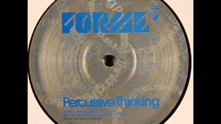 Forme - Percussive Thinking