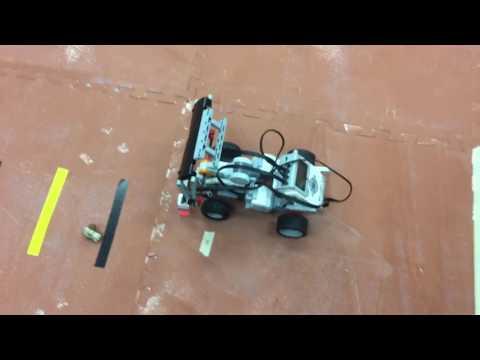 NASA NCAS 2017 Rover Prototype Competition #1
