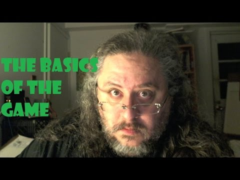The Basics of the Game Episode 23 Superhero Games