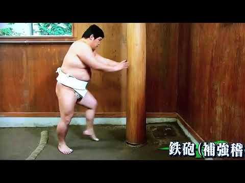 相撲 基本トレーニング