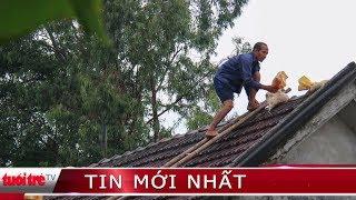 Tin mới nhất | Người dân hối hả chạy nước rút tránh bão số 14