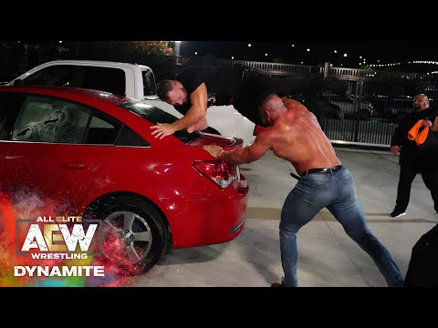 IS BRIAN CAGE TOO MUCH FOR JON MOXLEY? | AEW DYNAMITE 6/10/20