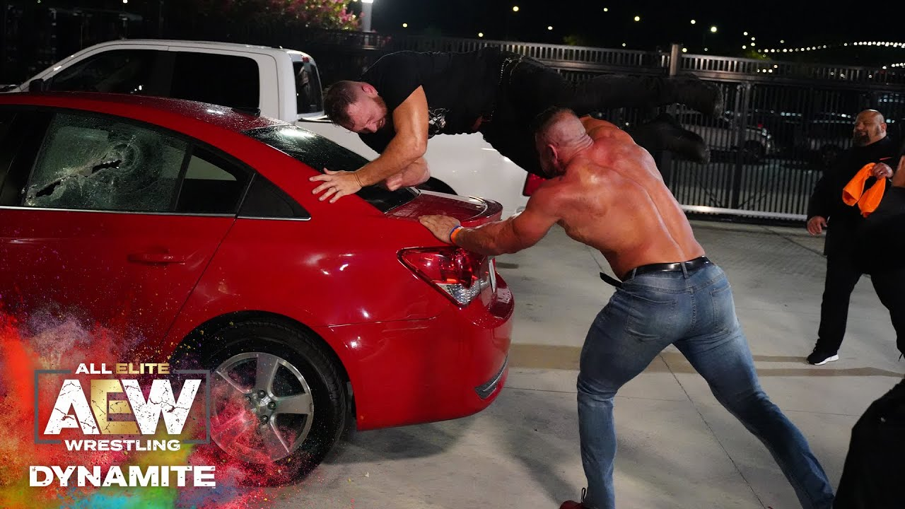 Download IS BRIAN CAGE TOO MUCH FOR JON MOXLEY?   AEW DYNAMITE 6/10/20