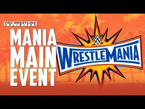 Current Proposed WrestleMania Main Event; Who Is Running The UK Tournament