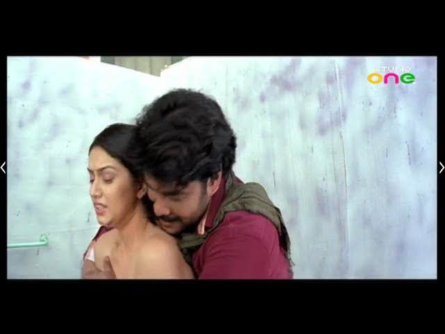 Guru Sishyulu Movie Romantic Hot Scene - kiran rathod & sundar c