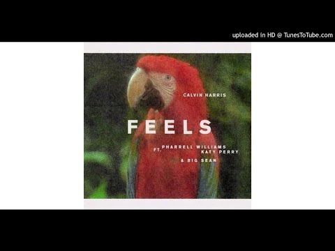 Calvin Harris – Feels (Instrumental) ft. Pharrell Williams, Katy Perry, Big Sean
