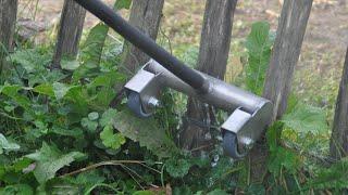 Eco WeedKiller: Heisses Wasser Gegen Unkraut