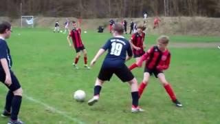 Berolina Stralau 1.E vs BSC Marzahn D-Jugend beim Störitzland Cup April 2017 D Jugendturnier