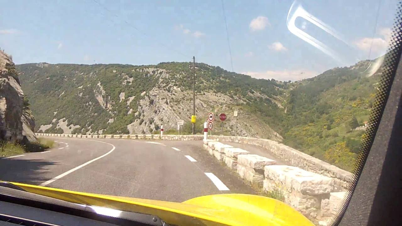 Route napoleon drive part 3 youtube for Route nationale 104