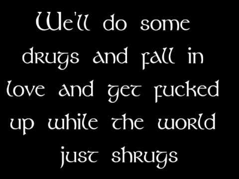 Knife Called Lust - Hollywood Undead (Lyrics)