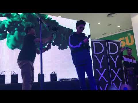 Haqiem Rusli - Tergantung Sepi @ UTC ktganu ( showcase DYXY )