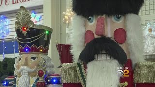 World's Largest Working Nutcracker On Display In New Jersey