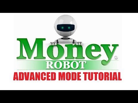 Money Robot Submitter - Advanced Mode Tutorial