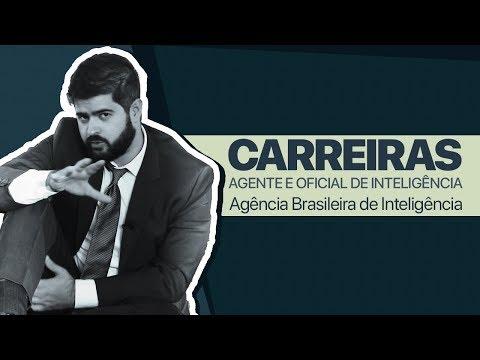 Carreiras da Abin - Agência Brasileira de Inteligência - Oficial e Agente de Inteligência