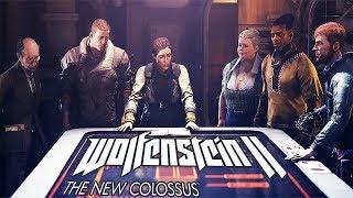 ПЯТЬ ДРУЗЕЙ БЛАСКОУШЕНА ► Wolfenstein II: The New Colossus #2