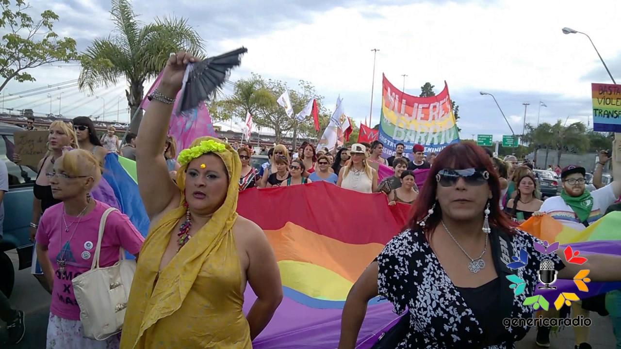 Marcha Del Orgullo Santa Fe 2016 Youtube