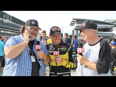 RACER: Indy 500 Pole Day Report