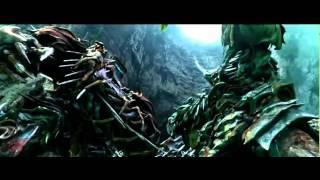 Трансформеры Эпоха истребления Оптимус против Гримлока