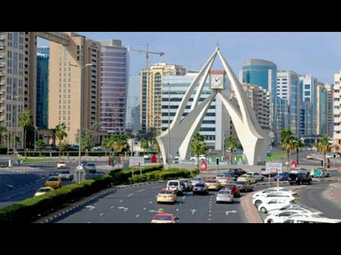 Dubai Tour from Clock Tower Deira to DHCC via Maktoum Bridge