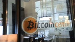Bitcoin Center in New York City