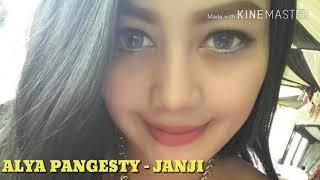 Alya pangesty  janji dangdut koplo hot