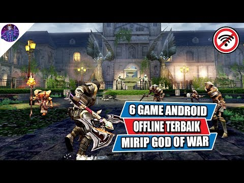 6 Game Android Offline Terbaik Mirip God of War Versi Momoy Android Gamer - 동영상