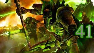 Warhammer 40,000: Dawn of War Dark Crusade Nekroni #41 (Gameplay PL, Zagrajmy)