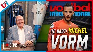 Voetbal International LIVE: Werken met Van Gaal en Mourinho & Onrust in Utrecht